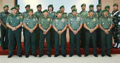 Peran Korem 033 WP Di Tanjungpinang