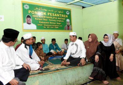 Wagub Tinjau Pesantren Ibnu Kasim