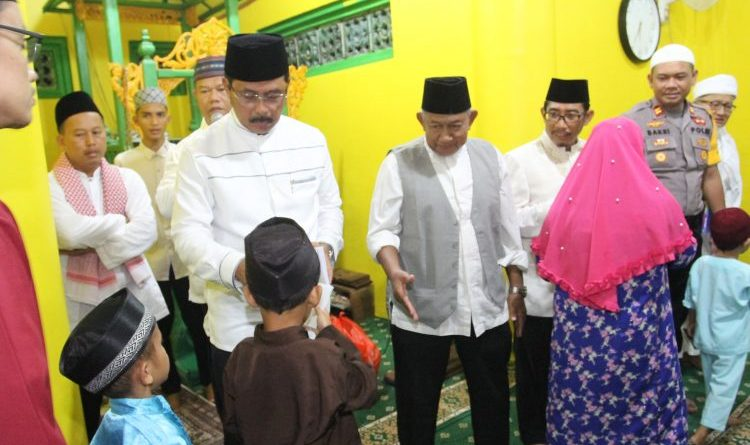 Nurdin Tiba, Masyarakat Bahagia