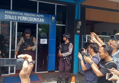 Menelisik Tangkapan KPK RI Di Kepri  Ada dugaan keterkaitan dengan ott Nurdin sebagai Gubernur Kepri.