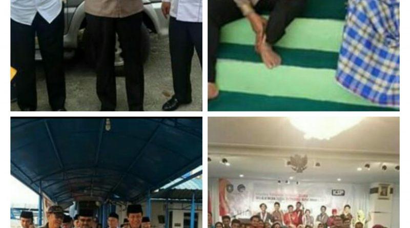 Kunker Plt Gubernur Kepri Drs H Isdianto MM