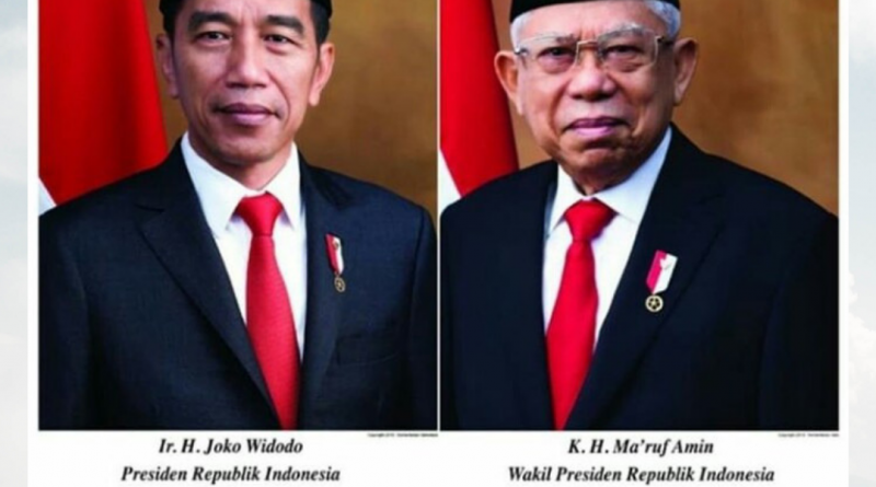 Toko Hds mengucapkan selamat Atas Pelantikan Presiden Dan Wakil Presiden RI