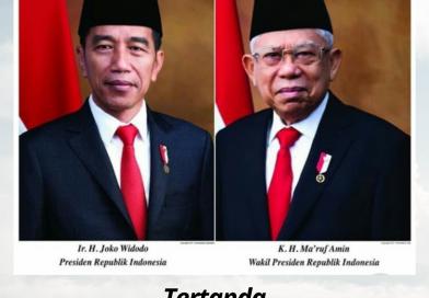 Andi Apriandi, S. IP mengucapkan selamat Atas Pelantikan Presiden Dan Wakil Presiden RI