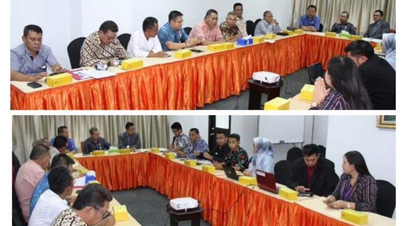 Komisi I DPRD Provinsi Kepulauan Riau melakukan silaturahmi dan audiensi dengan Ombudsman Republik Indonesia