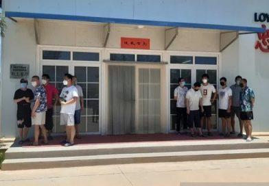 TKA Dari Tiongkok 300 Orang Tiba Di Kepri