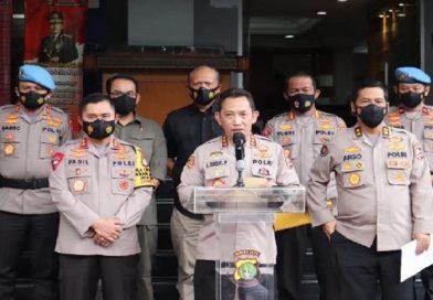 Calon Kapolri Komjen Pol LS Prabowo ,Fit And Proper Test Di DPR RI