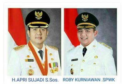 Apri Sujadi Bupati Bintan-Roby Kurniawan Wabup Di Lantik Gubernur Ansar Ahmad