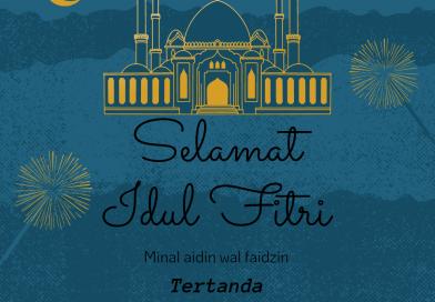 Kepala Barenlitbang Kepulauan Riau Mengucapkan Selamat Menyambut Hari Raya Idul Fitri 1442 Minal Aidin Wal Faidzin